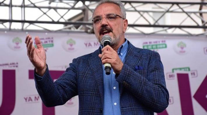 """Sakık: """"HDP çıkmazdan kurtulmalıdır..."""""""