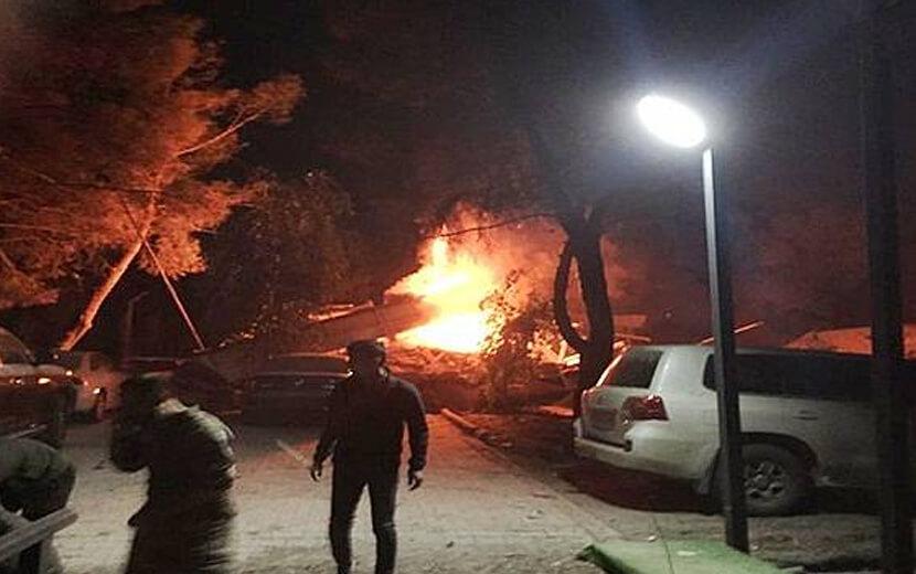 Urfa 20. Zırhlı Tugay Komutanlığı'ndaki patlamayı PKK üstlendi