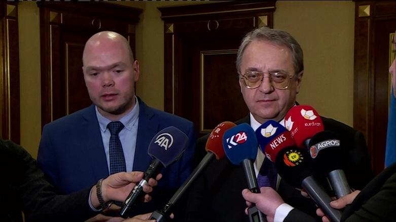 Erbil - Moskova   Putin'in özel temsilcisinden Kürdistan vurgusu