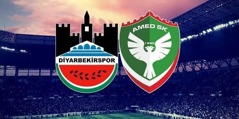 Bu hafta Diyarbekirspor deplasmanda, Amedspor evinde oynuyor