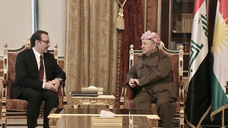 Başkan Barzani'den ABD'ye: Eğer koalisyon çekilirse...