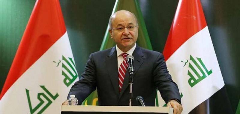 Irak'tan ABD ve İran'a: Ülkeyi savaş alanına çevirmeyin...