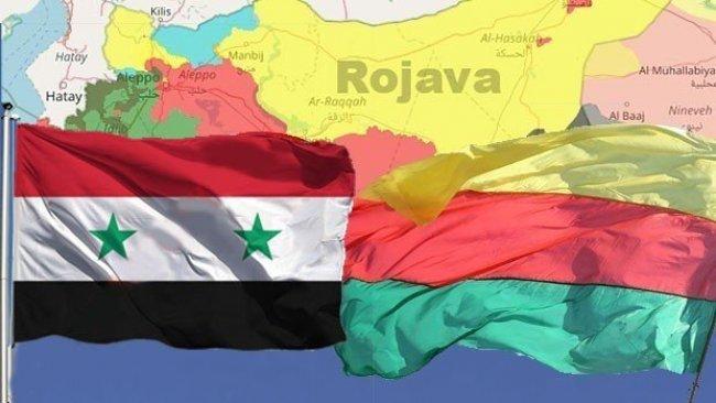 Rojava'da rejim ile siyasi müzakereler başlıyor