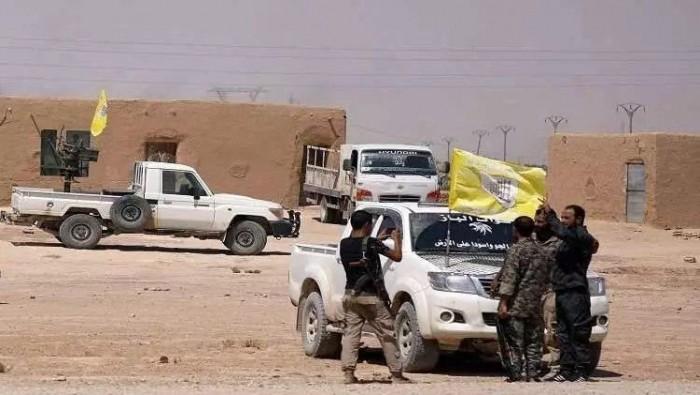 Suriye rejim güçleri ve YPG hakkında flaş iddia