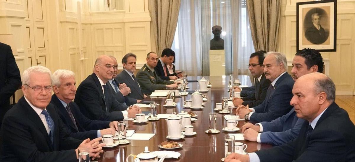 'Libya'ya askeri güçle desteklemeye hazırız'