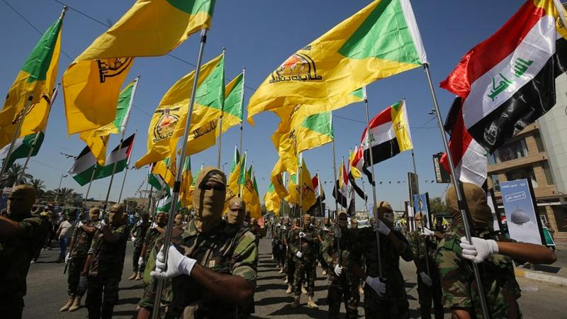 """Hizbullah'tan Irak ordusuna: ABD üslerinden uzak durun"""""""