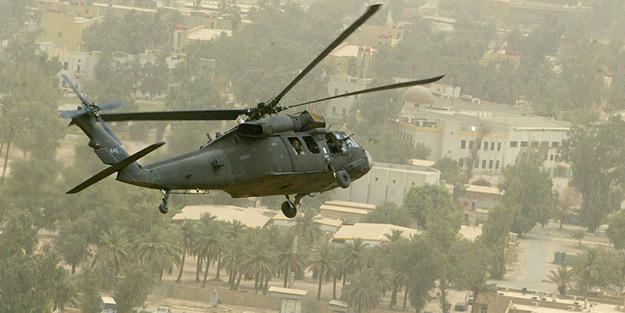 ABD, askeri helikopterle İsrail ajanını kaçırdı