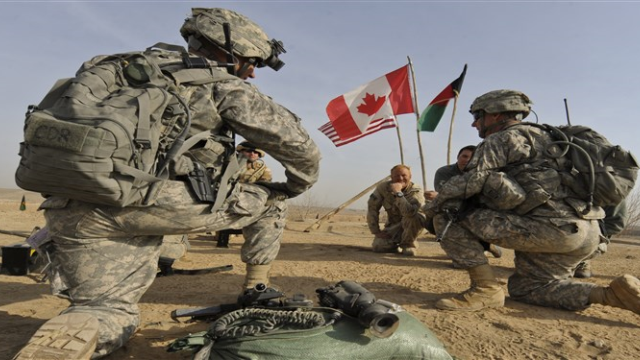 Kanada'dan Irak açıklaması: İsterlerse, güçlerimizi çekeriz