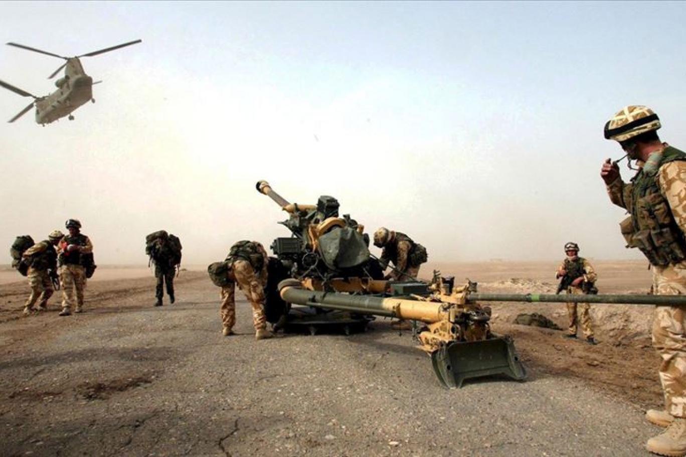 Koalisyondan Irak açıklaması: Faaliyetlerimizi askıya aldık