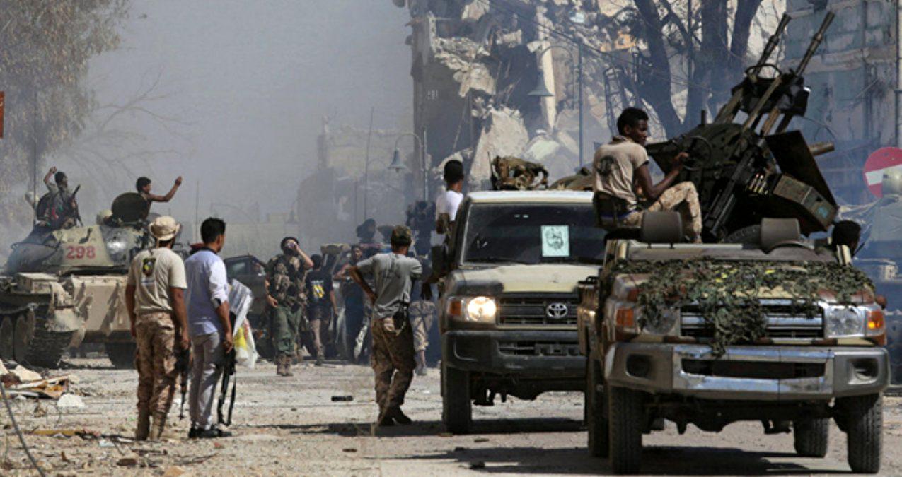 'Libya'daki çatışma giderek Suriye'ye benziyor'