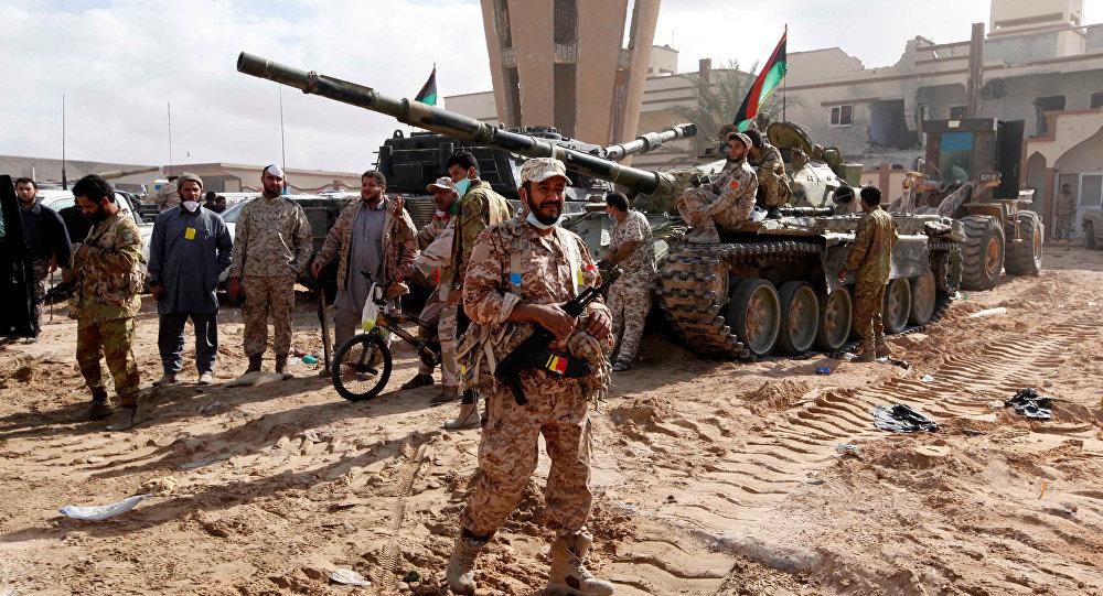 Cenevre'de Libya toplantısı: Ateşkes konusunda mutabık kalındı