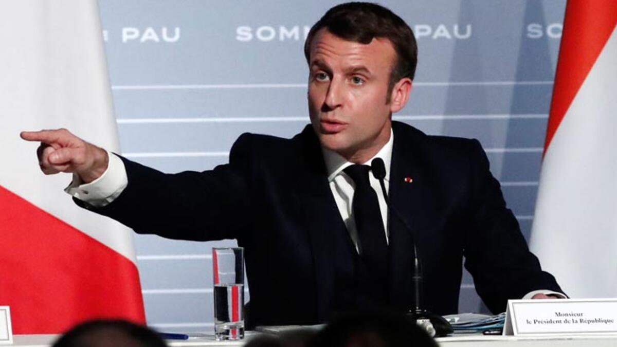 Fransa'dan Rusya açıklaması: İdlib ile ilgili aynı fikirde değiliz