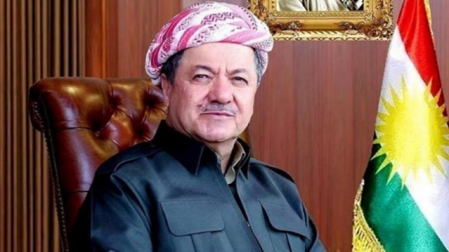 Başkan Barzani'den Kürt sanatçı Mamlé için taziye mesajı