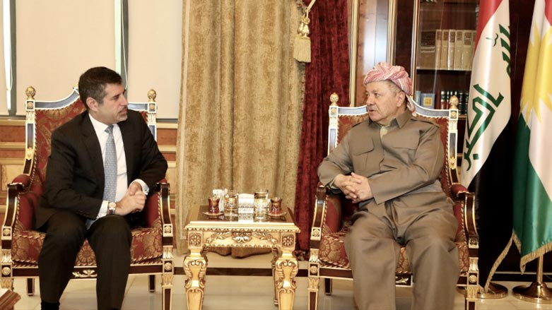 Başkan Barzani, ABD Başkonsolosu ile bölgedeki gerilimi görüştü
