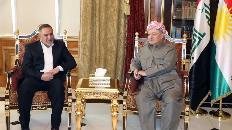"""Başkan Barzani'ye Irak talebi: """"Çözüm için rol üstlenin..."""""""