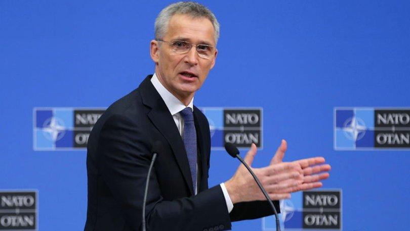 NATO'dan Türkiye ve uçuşa yasak bölge açıklaması