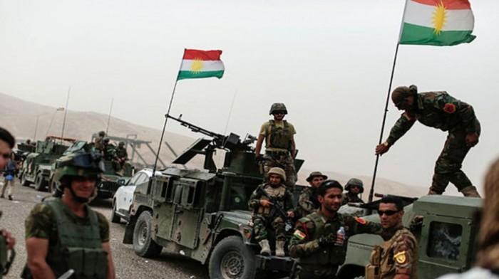 Peşmerge'den IŞİD'e operasyon!