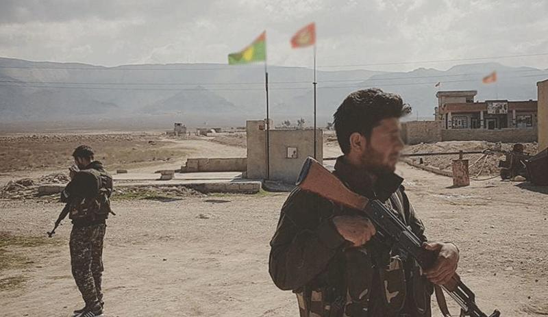 Şengal | Peşmerge: PKK, üslerinin yarısını boşalttı