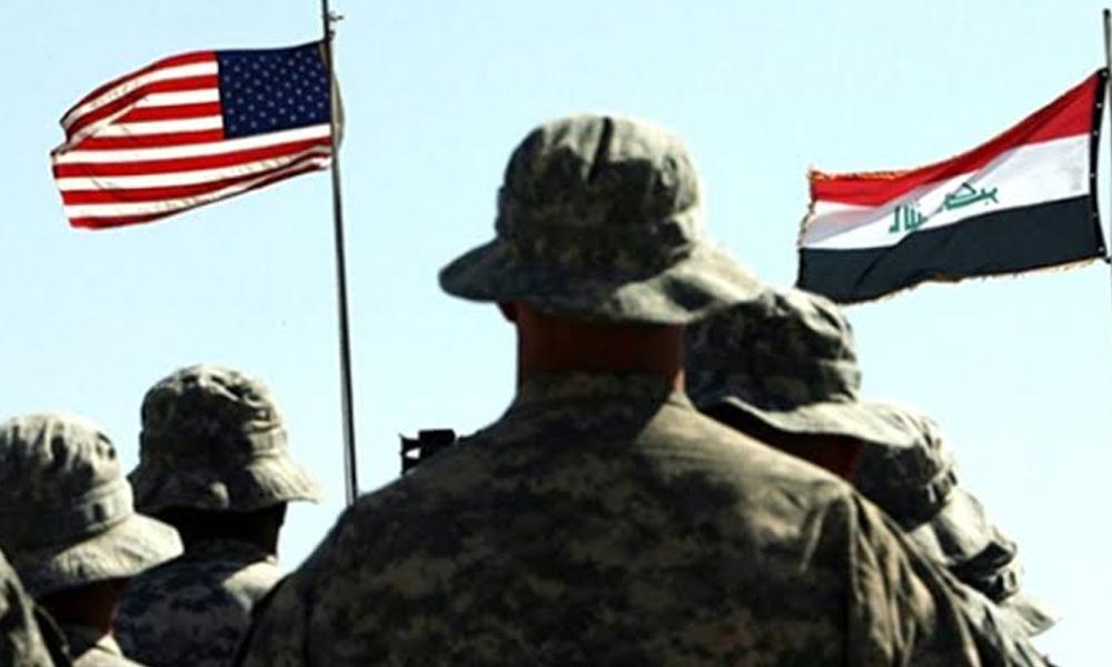 Pentagon'dan Irak açıklaması: Varlığımız ülkenin kazancına olur