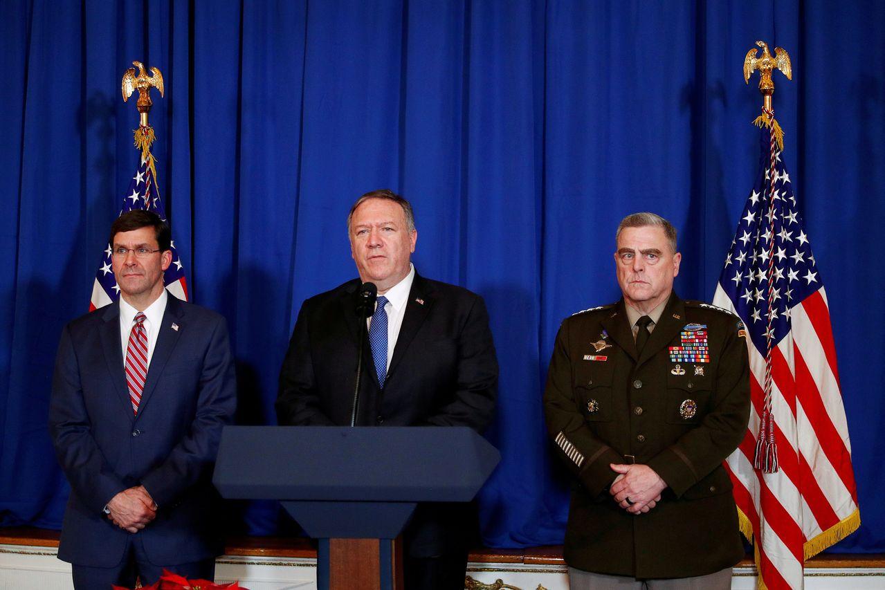 Pompeo: Tahran, Irak-Rojava'daki ABD güçlerini hedef alacak