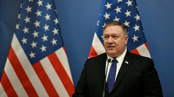 Pompeo: Washington, iktidarın değişmesini istiyor