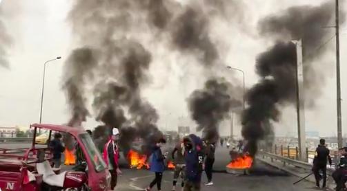 Irak | Sadr yanlıları ve protestocular çatıştı: 13 ölü!