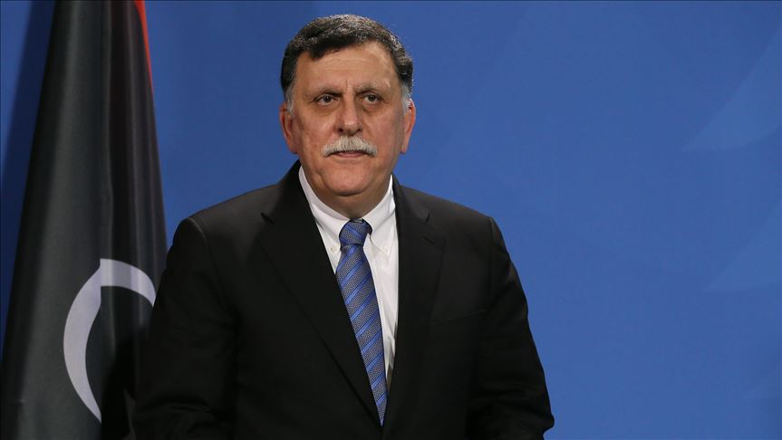 Sarraj'dan Libya'ya askeri müdahale çağrısı