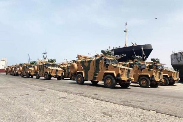 'Türk özel harekat güçleri Libya'da'