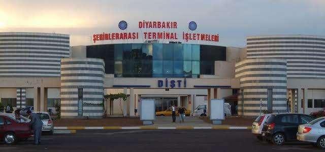 Diyarbakır'da iki otobüs firması seferlerin tamamını durdurdu!