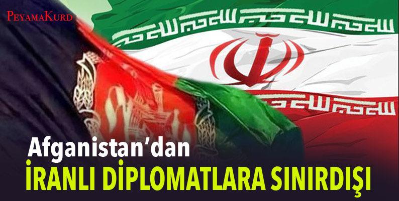 Afganistan'dan İran'a rest: Diplomatlar kovuldu!