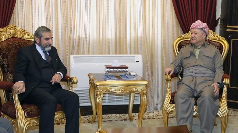 Başkan Barzani: Yekgirtu, Kürdistan'da dengeli rol alıyor