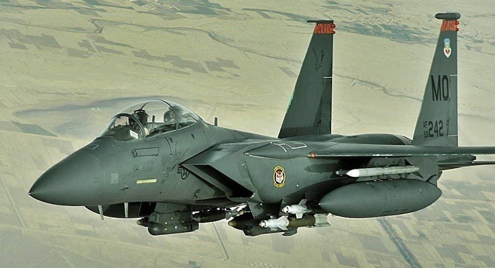 ABD Haşdi Şabi'yi bombardımana tuttu!