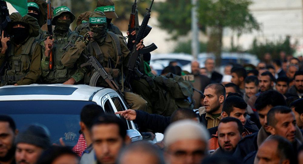Hamas'tan İsrail'e: Bu bir meydan okumadır
