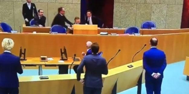 Sağlık Bakanı Parlamento'da bayıldı