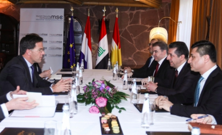 Hollanda: Kürdistan ile ilişkilerimizi geliştireceğiz