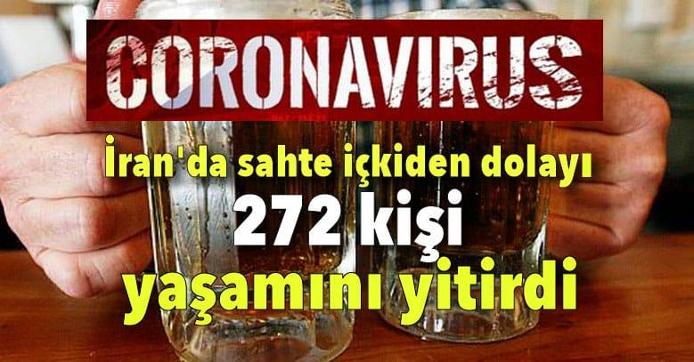 Virüseiyi geliyor iddiası üzerine içtiler, 272 kişi öldü
