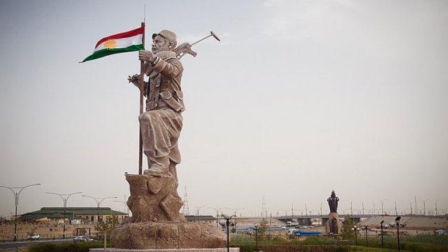 """""""Esper, Kürdistani bölgeler için destek sözü verdi"""""""