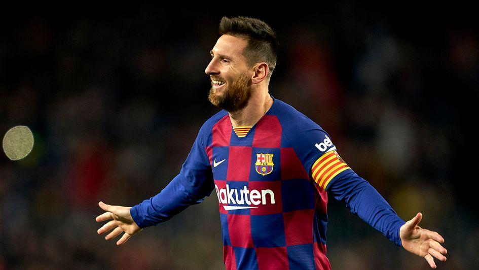 Durdurabilen yok: Barcelona Messi ile farka koştu