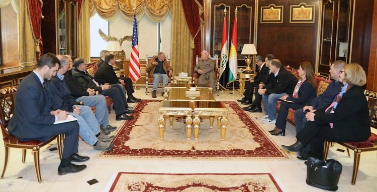 ABD Kongresi: Kürdistan ile ilişkilerimizi geliştireceğiz