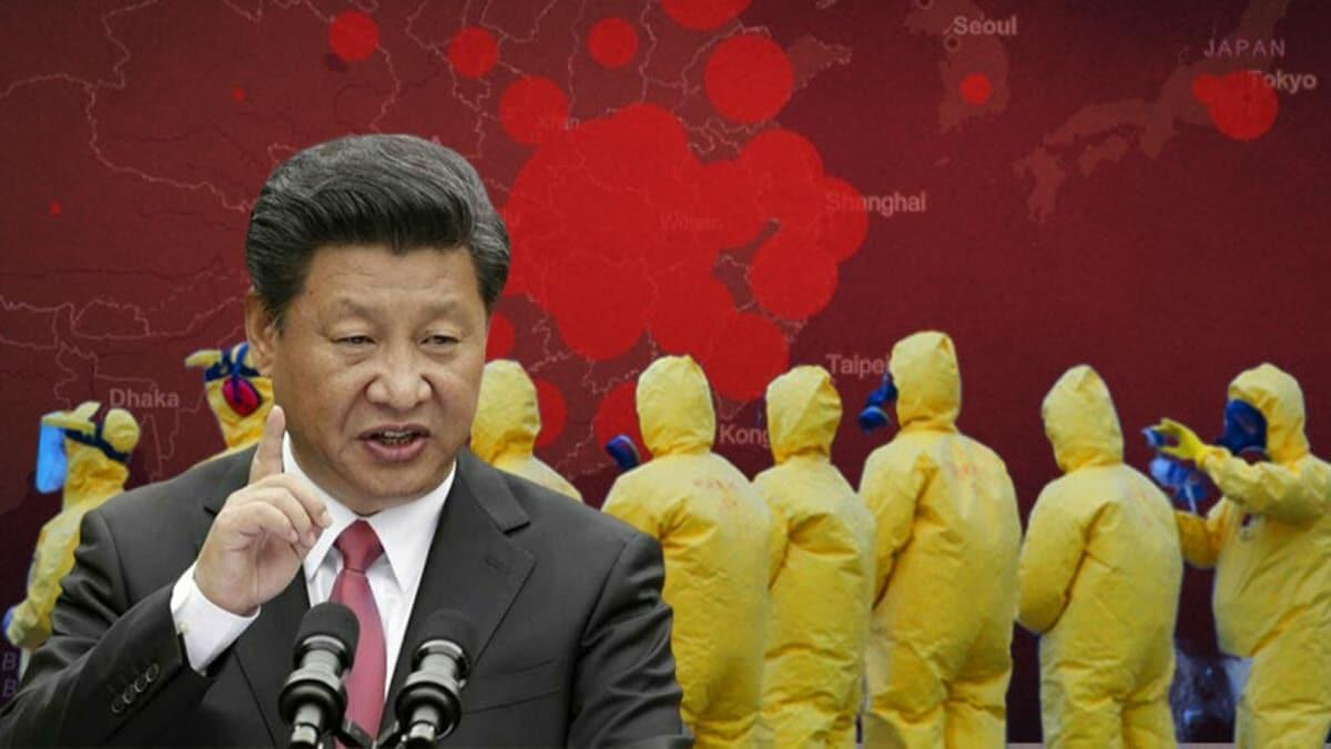 """Çin'den salgın açıklaması: """"Hala acımasız ve karmaşık"""""""