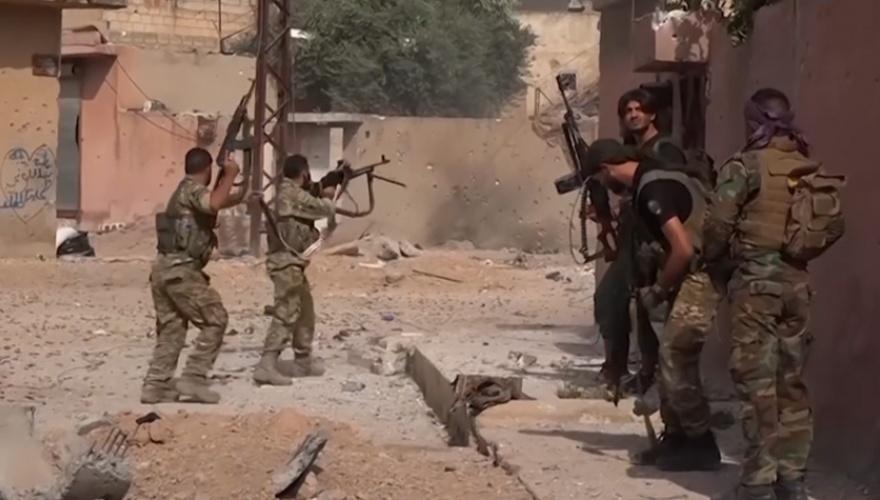 SOHR: Rejim saldırıya geçti yoğun çatışmalar yaşanıyor!