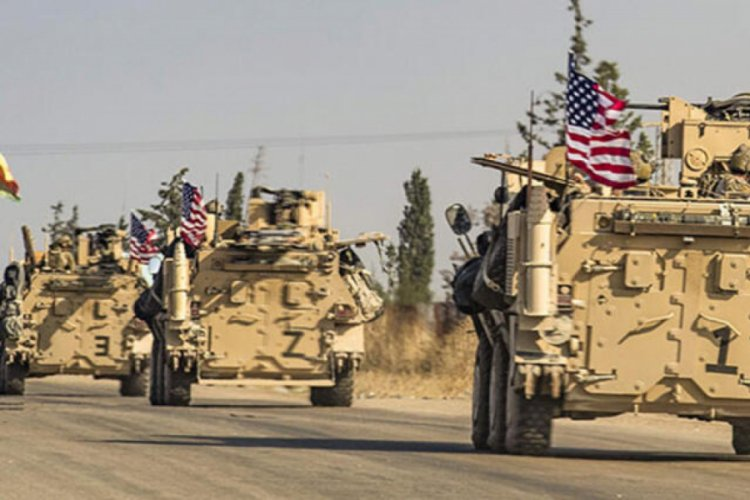 Suriyeli firari albaydan ABD hakkında iddia!