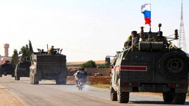 Rusya: Türkiye, sınırdaki ortak devriyeye katılmadı...