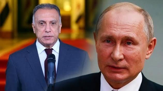 Putin ve Kazimi arasında Suriye görüşmesi