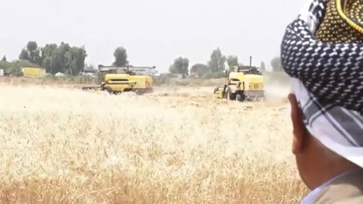 BM'den arazileri yakılan Kürt çiftçilere ilişkin açıklama