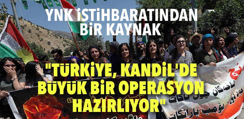 Middle East Eye: Gerginlikler PKK'nin çökme ihtimalini artıyor