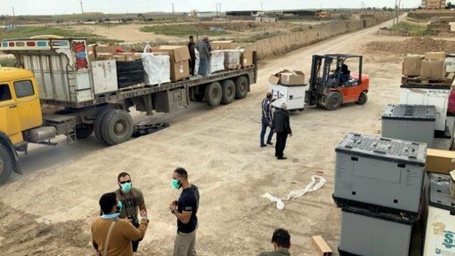 ABD'nin YPG'ye yaptığı yardıma ilişkin AKP'den açıklama
