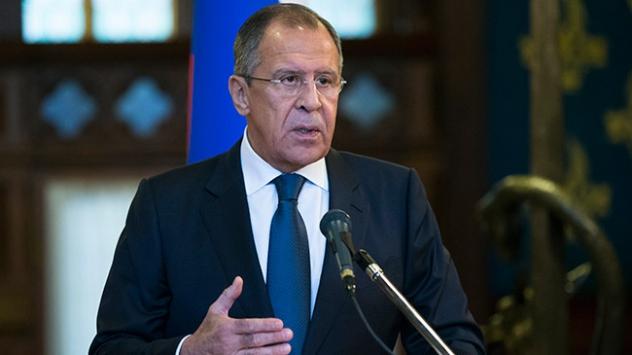 Sergey Lavrov: Gizleme niyetinde değiliz!