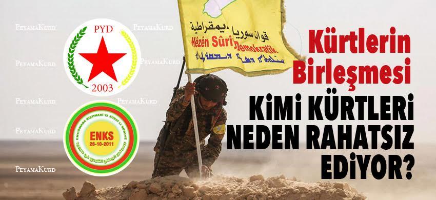 Washington Anlaşmasından, Rojava'ya uzanan birlik karşıtı girişimler