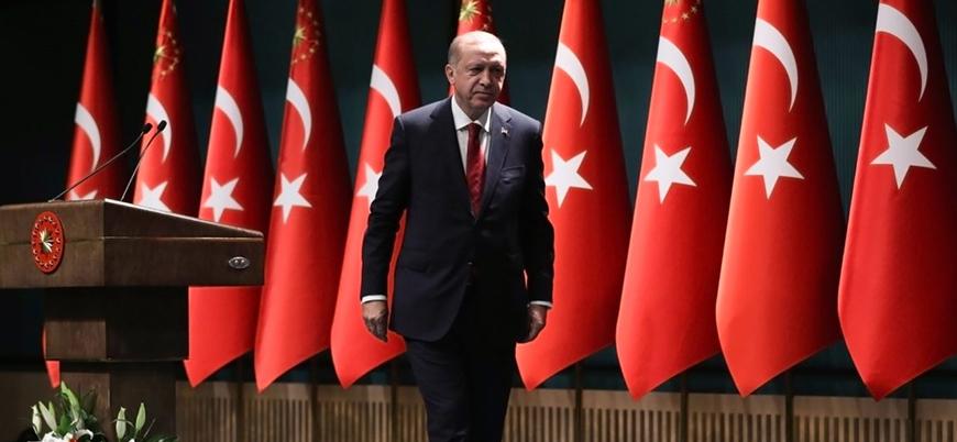 O raporda Türkiye ilk defa 'otokrasiler' sınıflanda yer aldı